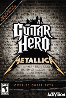 Guitar Hero Metallica Video